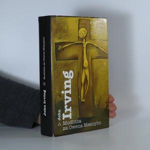 náhled knihy - Modlitba za Owena Meanyho