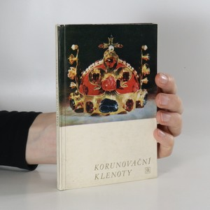 náhled knihy - Korunovační klenoty Království českého