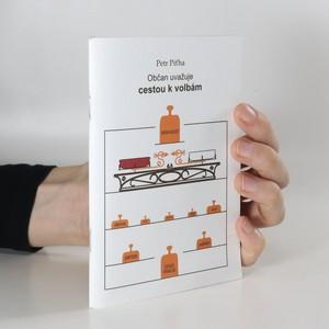náhled knihy - Občan uvažuje cestou k volbám