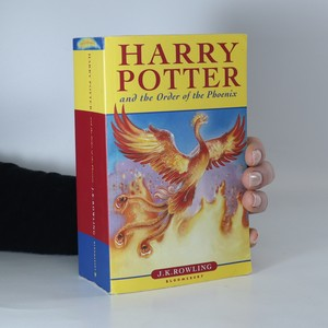 náhled knihy - Harry Potter and the order of the Phoenix