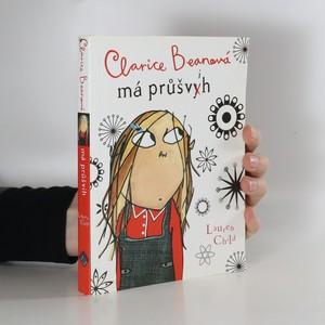 náhled knihy - Clarice Beanová má průšvih