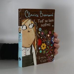 náhled knihy - Clarice Beanová, teď se tam nedívej