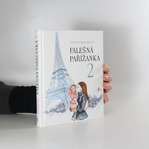 náhled knihy - Falešná Pařížanka. 2