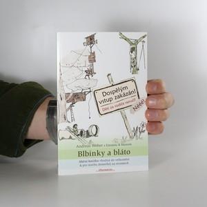 náhled knihy - Blbinky a bláto
