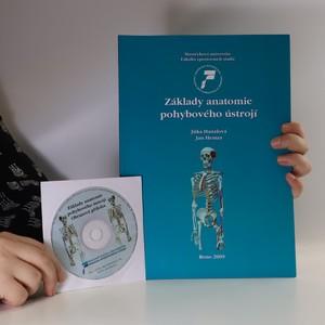 náhled knihy - Základy anatomie pohybového ústrojí (obsahuje CD)