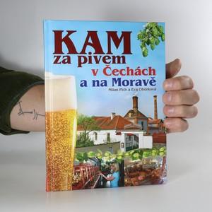 náhled knihy - Kam za pivem v Čechách a na Moravě