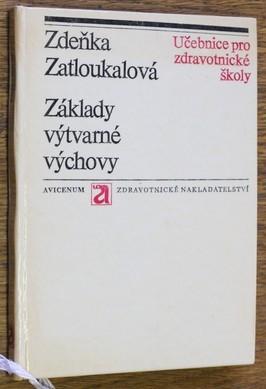 náhled knihy - Základy výtvarné výchovy : učebnice pro. stř. zdravot. školy