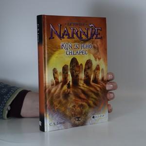 náhled knihy - Kůň a jeho chlapec. Letopisy Narnie. V. díl