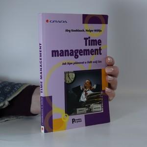 náhled knihy - Time management : jak lépe plánovat a řídit svůj čas