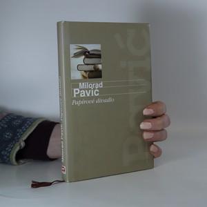 náhled knihy - Papírové divadlo
