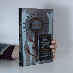 náhled knihy - Útržky ze zápisníku zemřelého přírodovědce