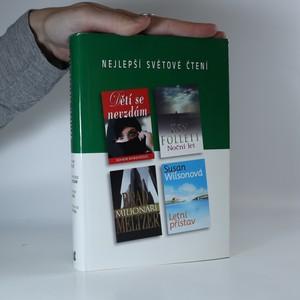 náhled knihy - Nejlepší světové čtení. Noční let. Dětí se nevzdám. Milionáři. Letní přístav.