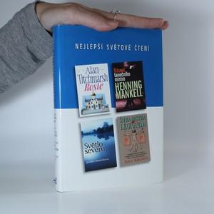 náhled knihy - Nejlepší světové čtení. Šifra mistra Leonarda. Světlo severu. Návrat tanečního mistra. Rosie.