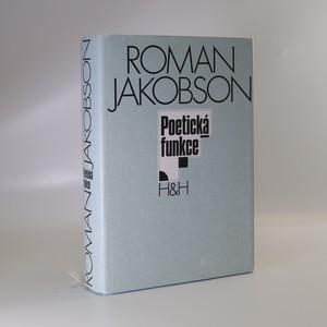 náhled knihy - Poetická funkce