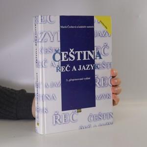 náhled knihy - Čeština - řeč a jazyk