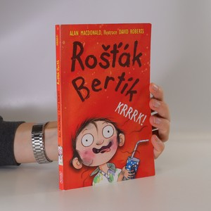 náhled knihy - Rošťák Bertík. Krrrk!