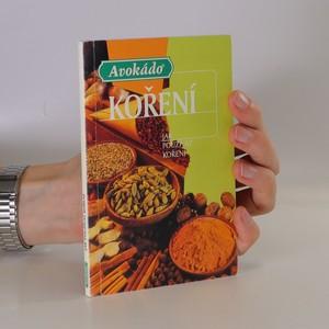 náhled knihy - Jak používat koření
