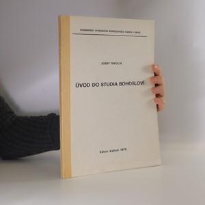 náhled knihy - Úvod do studia bohosloví