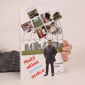 náhled knihy - Malý atlas mého srdce : Island, Řecko, Turecko, Skandinávie, Korea, Anglie, Maroko