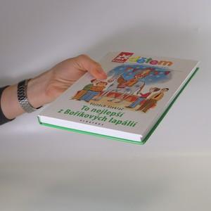 antikvární kniha To nejlepší z Boříkových lapálií, 2008
