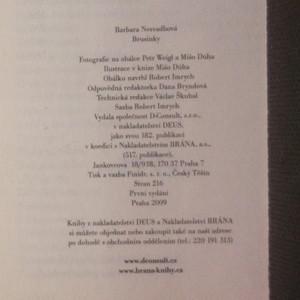 antikvární kniha Brusinky, 2009