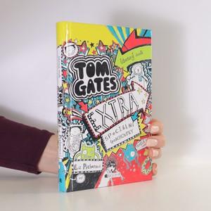 náhled knihy - Extra speciální (po)choutky. Úžasný deník Tom Gates