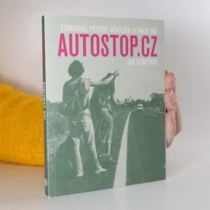 náhled knihy - Autostop.cz. Stopařské příběhy několika letních dní