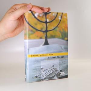 náhled knihy - Židovský policejní klub