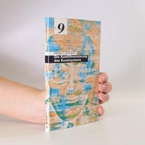 náhled knihy - Die Ausdifferenzierung des Kunstsystems