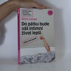 náhled knihy - Do pátku bude váš intimní život lepší