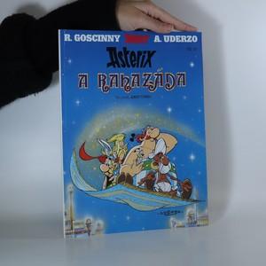 náhled knihy - Asterix a Rahazáda