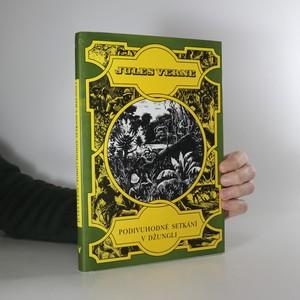 náhled knihy - Podivuhodné setkání v džungli