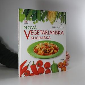 náhled knihy - Nová vegetariánská kuchařka