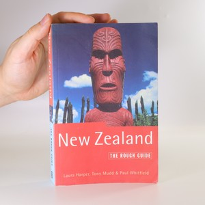 náhled knihy - New Zealand. The Rough guide