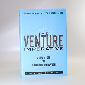 náhled knihy - The Venture Imperative