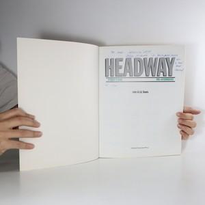 antikvární kniha Headway. Student's Book. Pre-Intermediate, 1997