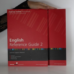 náhled knihy - English reference guide 2 (+ Workbook)