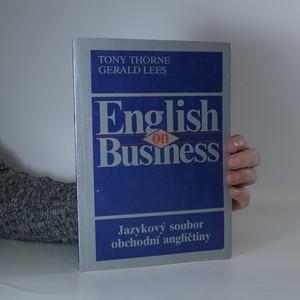 náhled knihy - English on business : jazykový soubor obchodní angličtiny