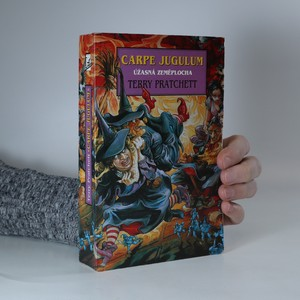 náhled knihy - Carpe jugulum