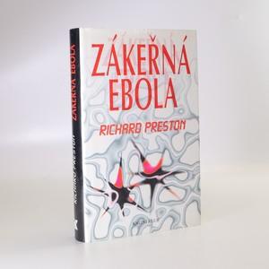 náhled knihy - Zákeřná Ebola