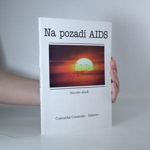 náhled knihy - Na pozadí AIDS. Nicolův deník