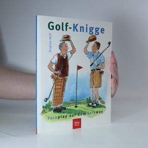náhled knihy - Golf-Knigge. Fairplay auf dem Fairway