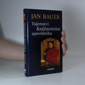náhled knihy - Tajemství královnina zpovědníka