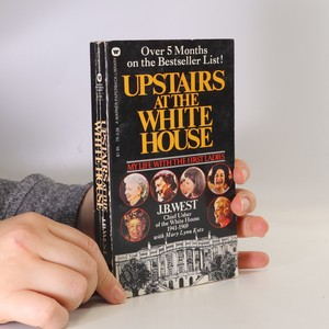 náhled knihy - Upstairs at the White house