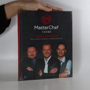 náhled knihy - MasterChef Česko (zabalená)