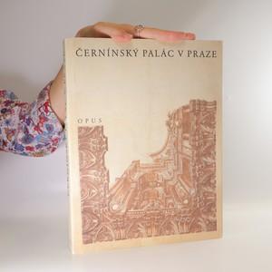náhled knihy - Černínský palác v Praze