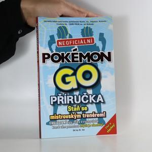 náhled knihy - Neoficiální Pokémon GO příručka