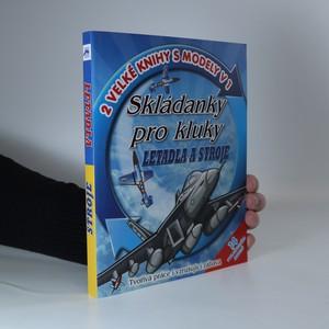 náhled knihy - Skládanky pro kluky. Letadla a stroje.