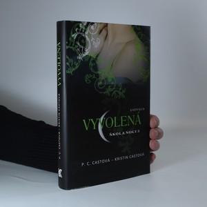 náhled knihy - Vyvolená