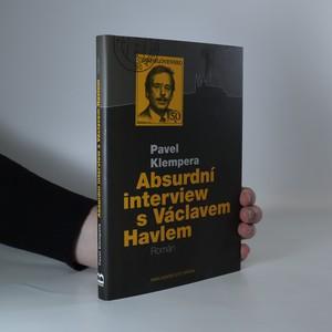 náhled knihy - Absurdní interview s Václavem Havlem
